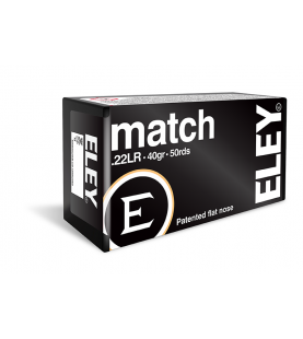 ELEY match from the Texas warehouse